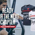 Image for the Tweet beginning: 2020 Training Gear is on