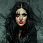 Image for the Tweet beginning: LACUNA COIL's CRISTINA SCABBIA: 'I