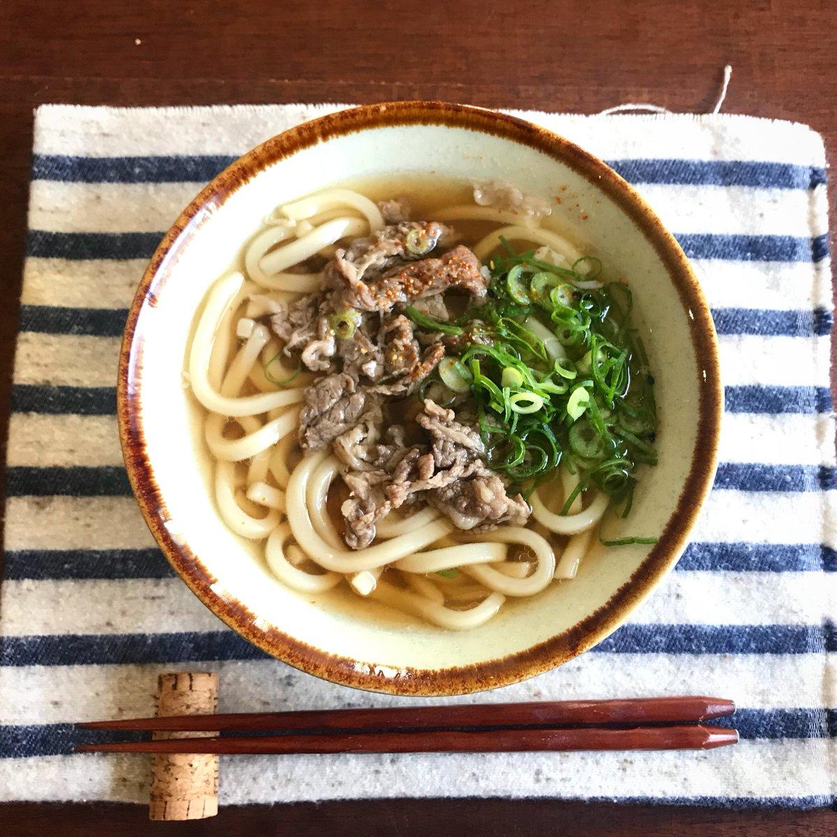 【レシピ】『レンジで絶品肉うどん』あの味が家で食べられる感動!!