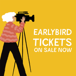 Image for the Tweet beginning: Earlybird Tickets are now on