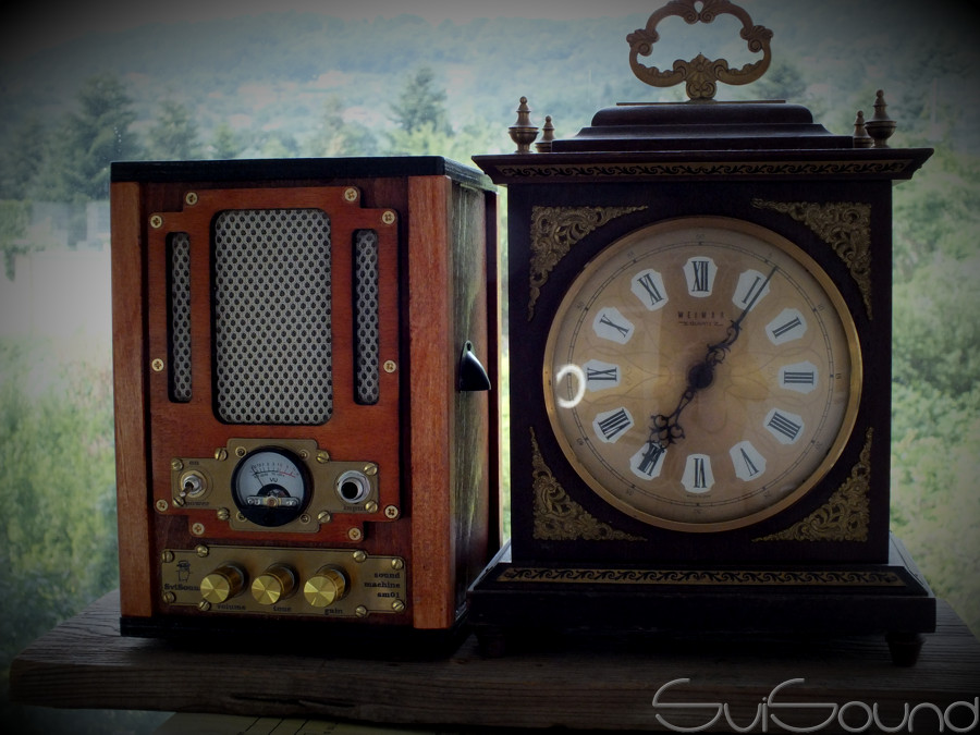 #guitar micro combo #amplifier #steampunk #vintage style