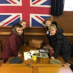 Image for the Tweet beginning: Planning a WW2 meal #year6