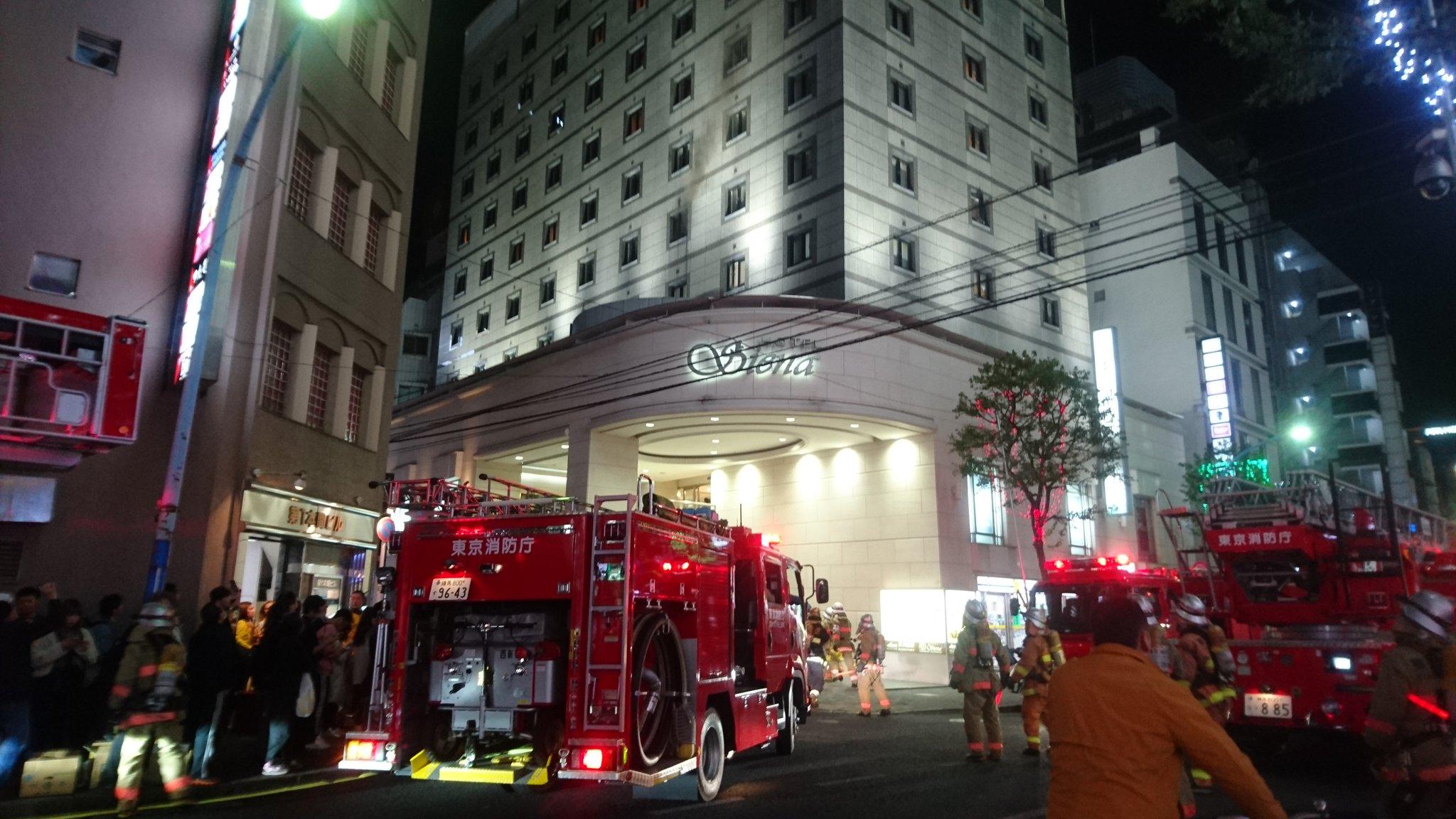 画像,@kyosk5cl いったんよ……いったら火事に遭遇した https://t.co/Gy7EijaIOI。