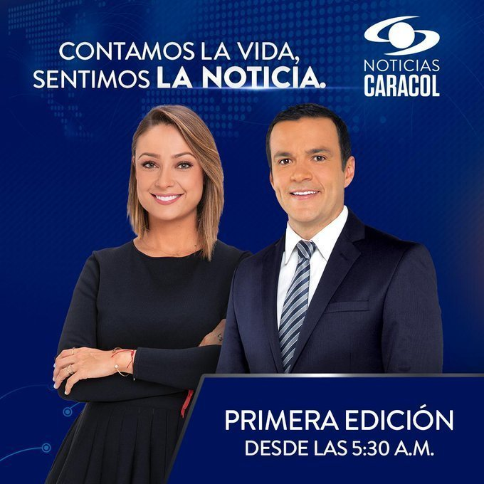 ¡Bienvenidos a las Noticias Caracol! Vea la #PrimeraEdición, desde cualquier dispositivo, a través de nuestra señal EN VIVO >> http://bit.ly/2uQzKwL