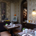 Image for the Tweet beginning: L'#HôtelLittéraire #LeSwann fête aujourd'hui son