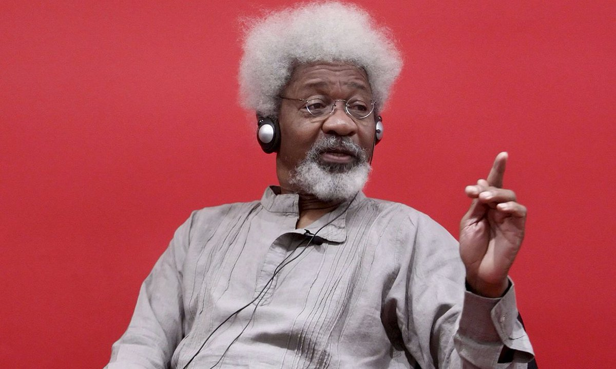 Soyinka Calls for Sowores Release, Condemns DSS Use of Bullets to Suppress Protesters signalng.com/162052