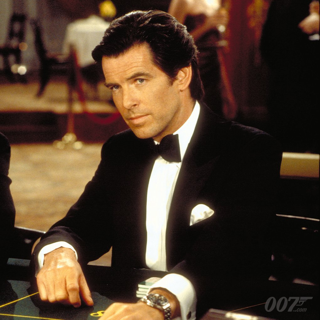 This day, that year! In 1995 - the world was introduced to Brosnan, #PierceBrosnan as #JamesBond 007 in #GOLDENEYE ! @007