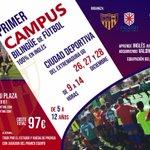 Image for the Tweet beginning: El Extremadura presenta su Campus
