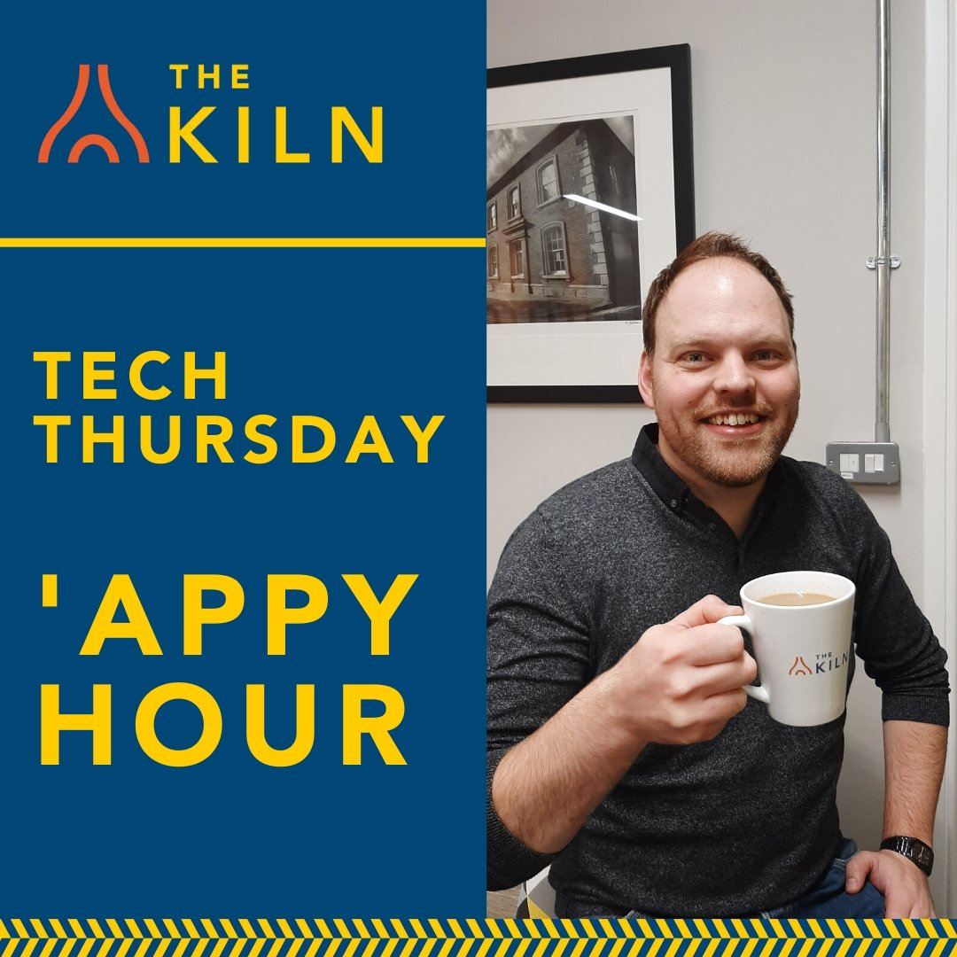 Today we're introducing Tech Thursdays!  We love you techy lot and our super member Dave of Fireball Apps is hosting 'Appy Hour today!  Your chance to talk to Dave - completely free - on all aspects of app design & development.  #AppDevelopment #coworking #WorcestershireHour<br>http://pic.twitter.com/dxjKmlEa57