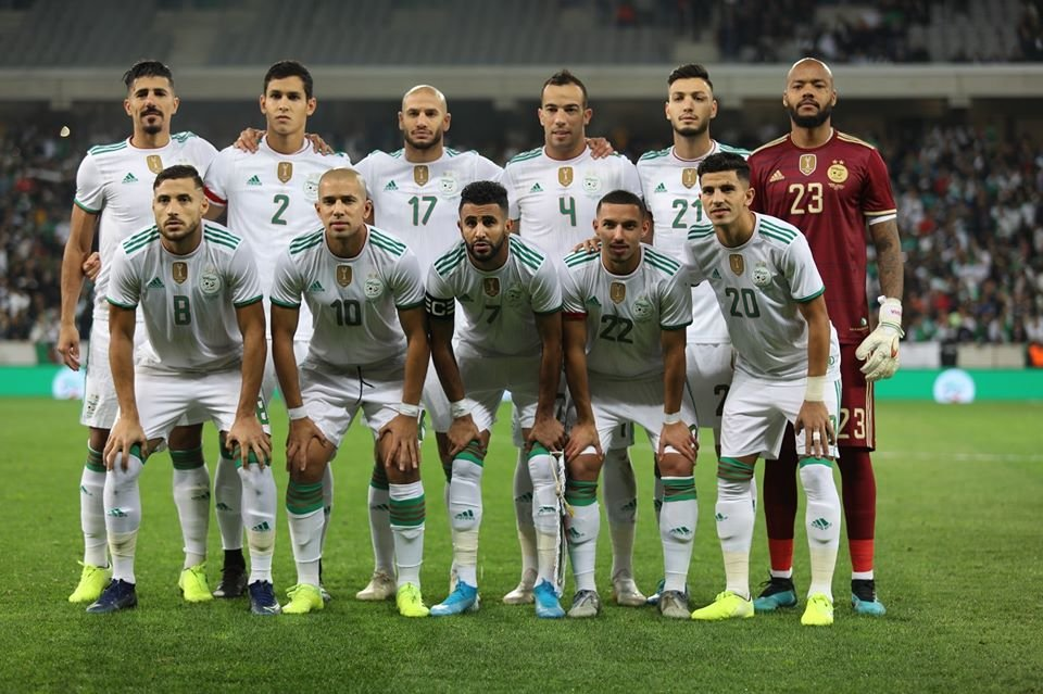الجزائر تفرض الفوز على زامبيا بخماسية نظيفة في الجولة الأولى من تصفيات أمم افريقيا