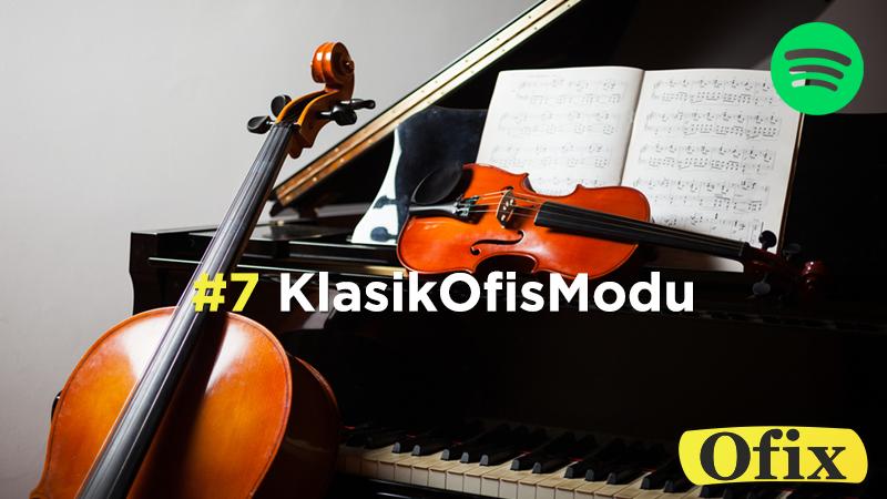 Her türlü duyguya hitap eden klasik müzik listemizi keyifle dinleyebilirsiniz.Dinlemek için: http://bit.ly/klasikofismodu 🎧#spotify #spotifyplaylist #ofis #mola #müzik #müzikkeyfi #ofismalzemeleri #perşembe #şirket #office #ofix #klasikmüzik #müziklistesi #playlist #music