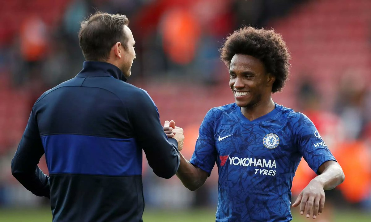 I think we need to keep Willian, sell Pedro and replace him with Sancho. Willian is 31, can play one more year. If he accepts a year deal, we should keep him, but if he wants 2 years, sell him. Lampard is getting something from him and he's a good experience head to have around.