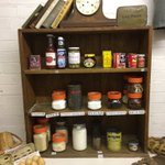 Image for the Tweet beginning: Shopping for rations! #WW2 #beaumanorhall