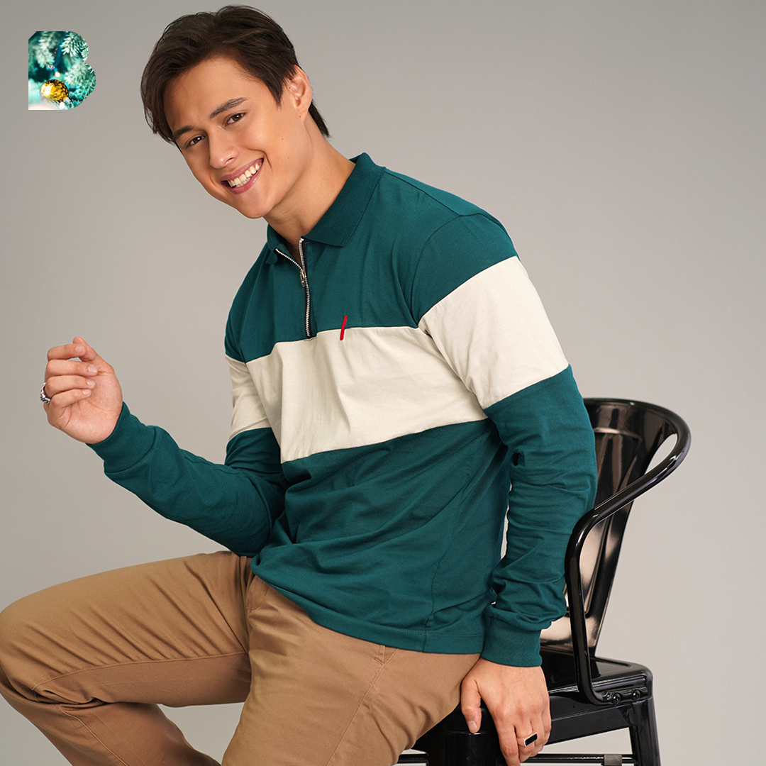 Stripes for good vibes ✌ @itsenriquegil #BENCHHoliday2019 #WithLove