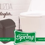 Image for the Tweet beginning: UFAK DETAYLARLA BÜYÜK ŞIKLIKLAR....  Happy Spring'de