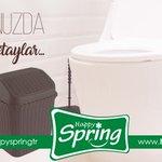 Image for the Tweet beginning: UFAK DETAYLARLA BÜYÜK ŞIKLIKLAR....  Happy Spring'de