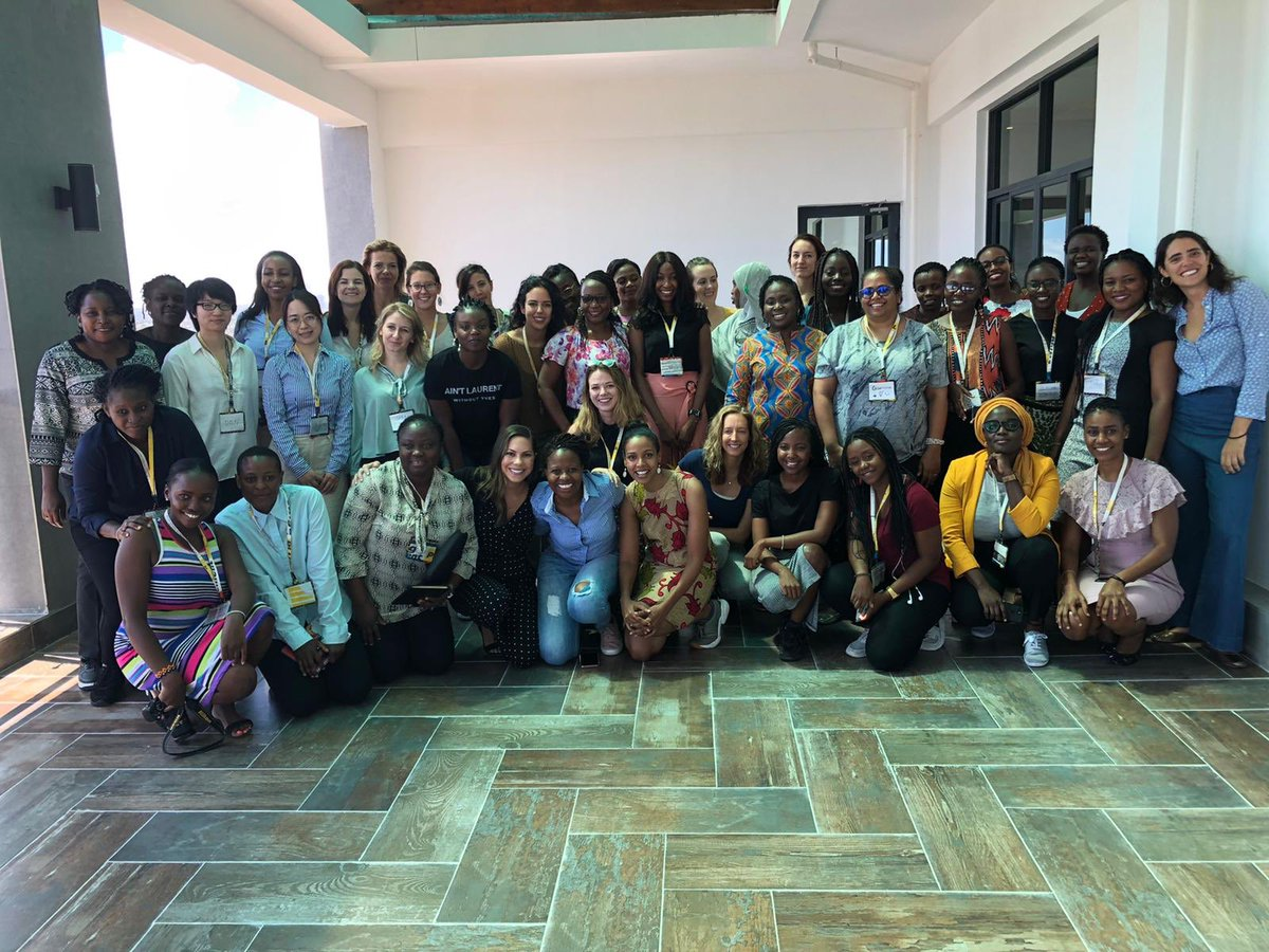 #womenintech for #vaccine delivery Innovation Bootcamp with @WFP_Tanzania innovation hub and accelerator x @gatesfoundation<br>http://pic.twitter.com/qUEyWUhBEu