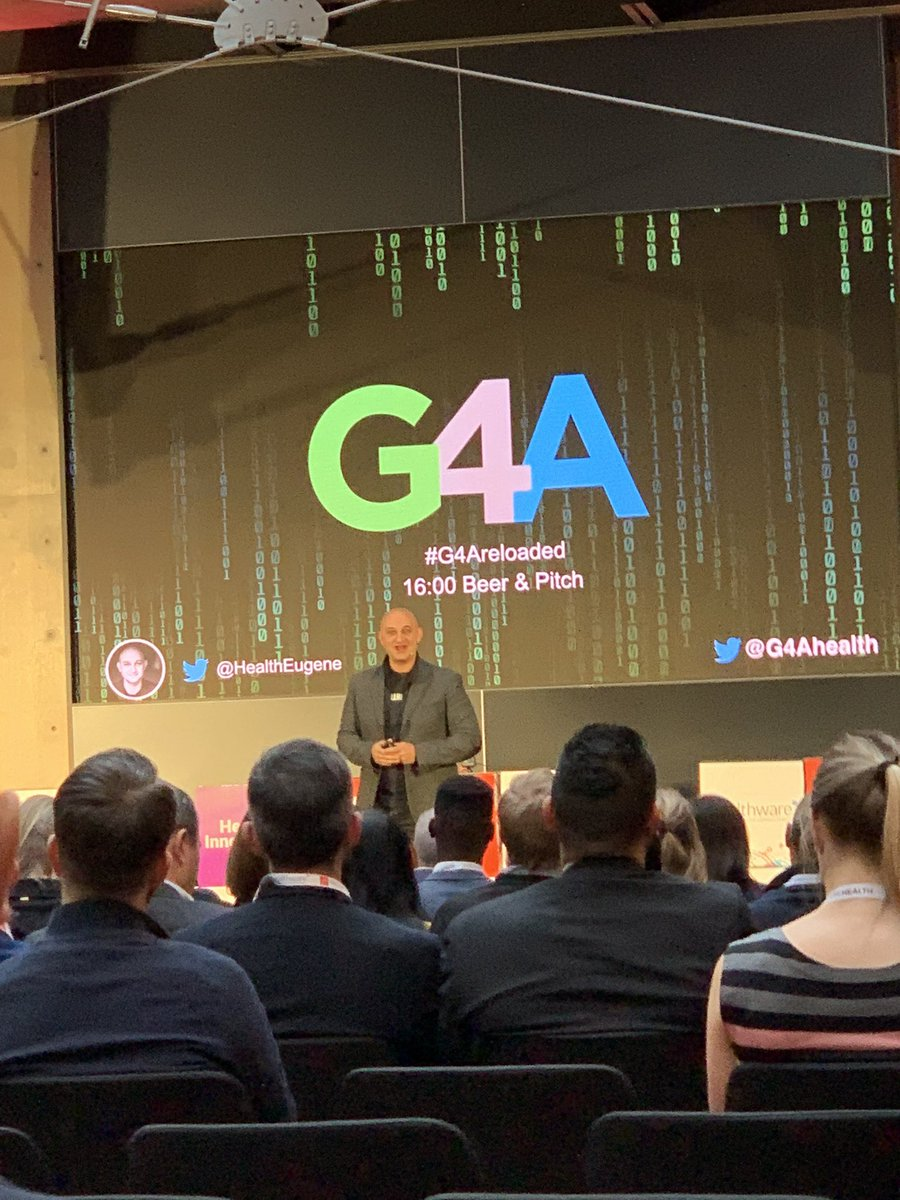 Beer and pitch in Berlin with @G4Ahealth and @HealthEugene ? Yes please. See you this afternoon. #G4Areloaded https://t.co/TNYSwGvPhO