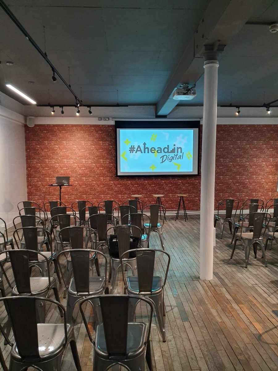 #RT @AheadP_ship: RT @wehavezeal: We're here at the @AheadP_ship launch of #AheadInDigital, bringing businesses across #Leeds together to inspire young people to get into the digital sector and creating a diverse digital talent pipeline. @allinleeds #all…
