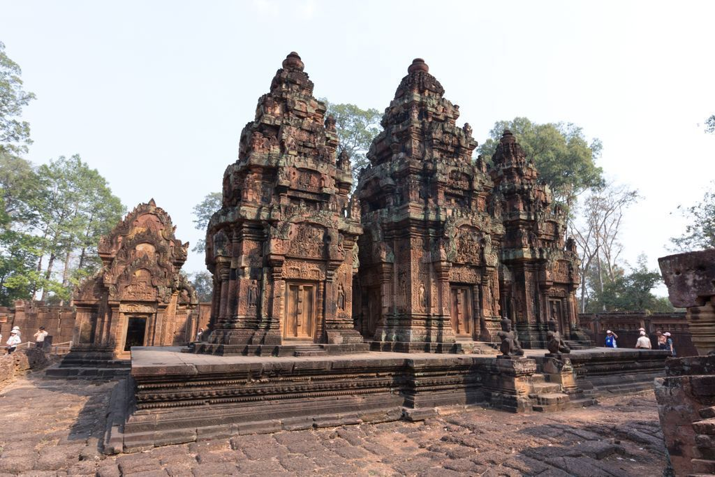 https://t.co/tISIXKSMhi Banteay Srei #temple | Citadel of the #women | #RetweeetPlease https://t.co/gRxEtwDMGU