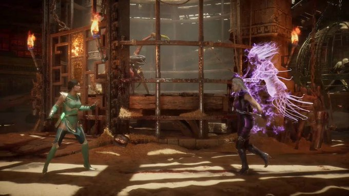 Mortal Kombat 11 | Ed Boon publica una nueva imagen in-game de Sindel - https://t.co/Nfc56fNY0J - https://t.co/68cceYsXfo