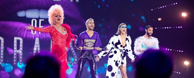 Selbstverständlich bunt: Die neue @ProSieben-Show #QueenOfDrags ist keine Heidi-Klum-Show - und nicht nur deshalb gelungen dwdl.de/meinungen/7489…
