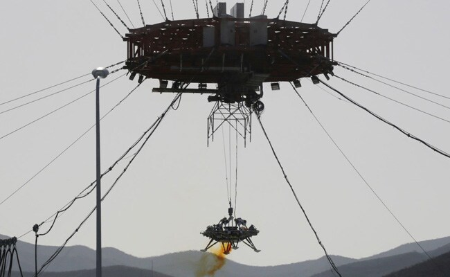 China completes lander test for first Mars mission in 2020.https://www.ndtv.com/world-news/china-completes-lander-test-for-first-mars-mission-in-2020-2132435…