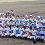 Image for the Tweet beginning: 本当にお疲れ様でした\(^-^)/ 埼玉の高校野球いいなぁと 改めて思いました(#^.^#)