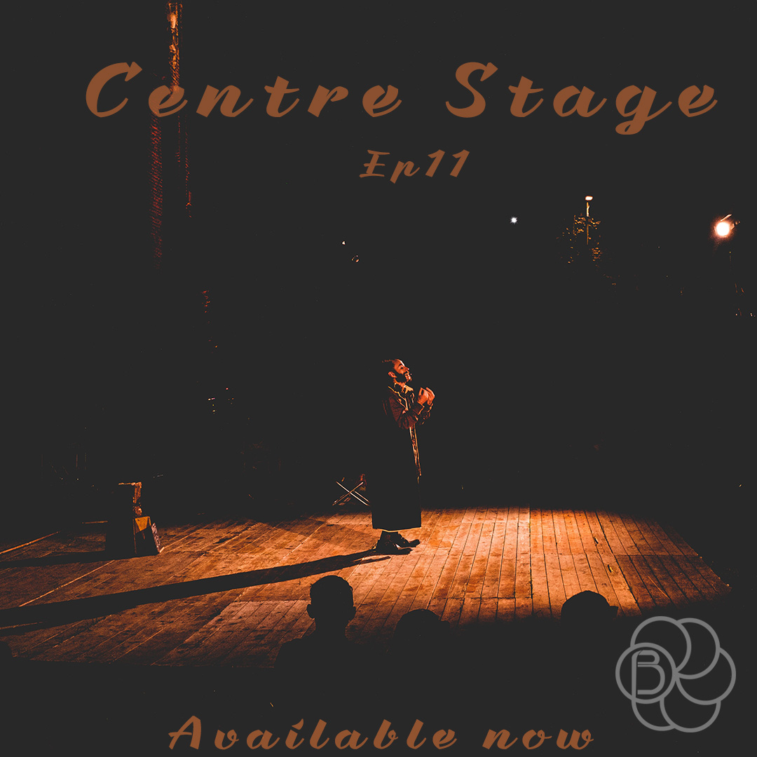 Centre Stage episode 11 is out now !!In this episode we talk about creativity, ponder explanations about its evolution and offer a few tips on how to tap into your creative mind with the help of a TED talk.Available on all major platforms #BlendedPodcasts #CentreStage