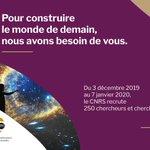 Image for the Tweet beginning: [Rejoignez-nous] Vous êtes un-e candidats-es