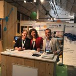 Starting up: At the #Smartregions 3.0 conference in Brussels, showcasing transnational cooperation at our joint #Interreg stand! #MadeWithInterreg