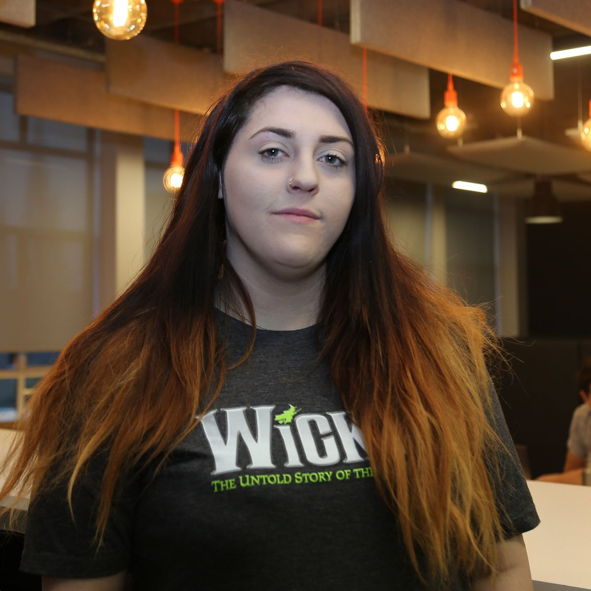 """""""Becoming a student ambassador has helped me greatly with my confidence and has helped me meet lots of amazing people that I might not have otherwise, said Lauren. Id highly recommend becoming a student ambassador if you can!"""" You can apply here: socsi.in/sF0QH #wgu4u"""