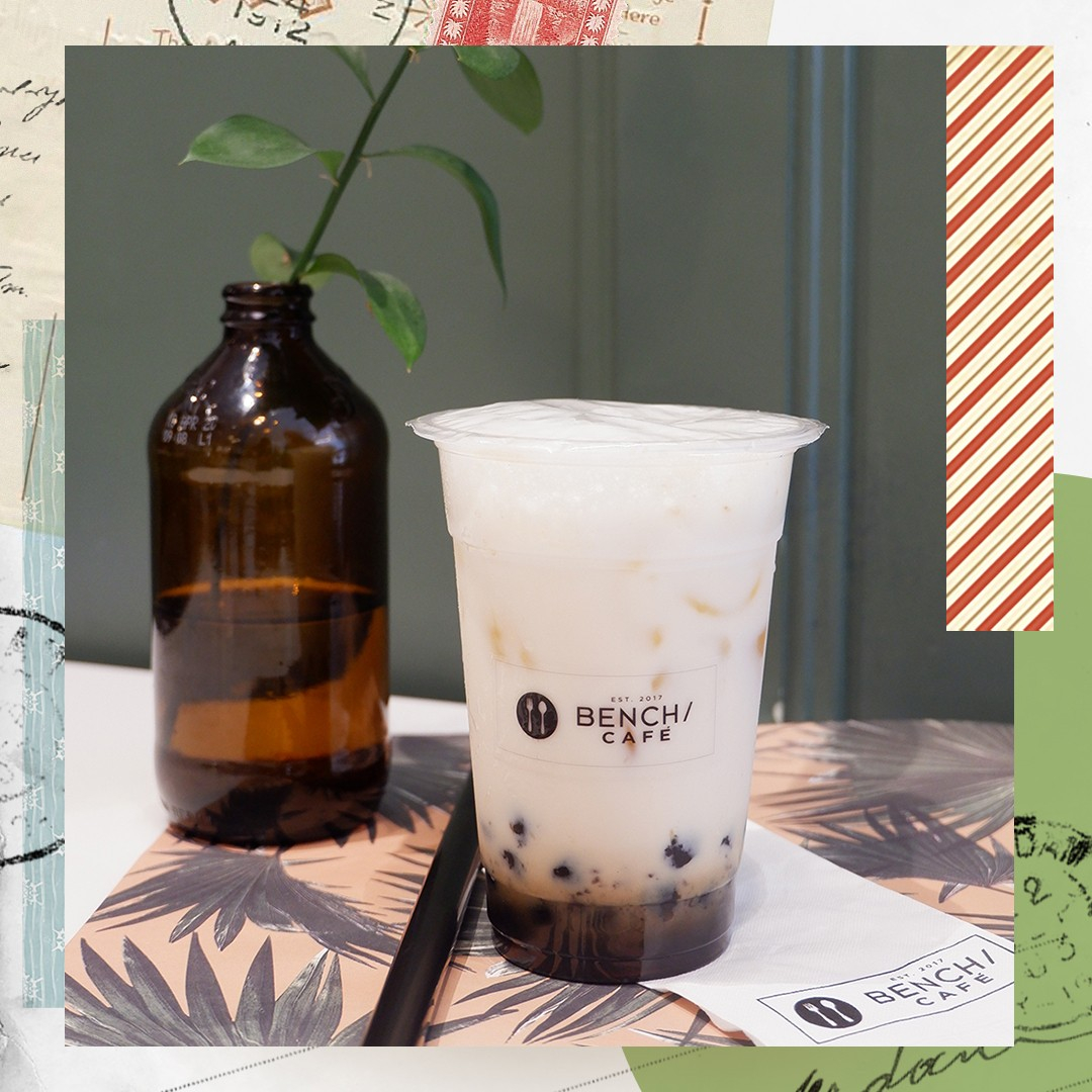 Something white and oh so right 😉 Cool down with @benchcafeph's new Muscovado Milktea! ❄ 📍 Find us at -2F BENCH/ Bonifacio High Street, BGC -2F Greenbelt 3, Makati -GF Padre Faura Wing Robinsons Place Ermita #BENCHEveryday #LiveLifeWithFlavor #LoveLocal