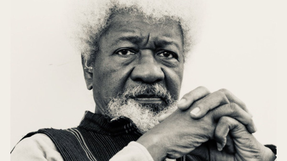 """""""The greatest threat to freedom is the absence of criticism."""" -Wole Soyinka"""