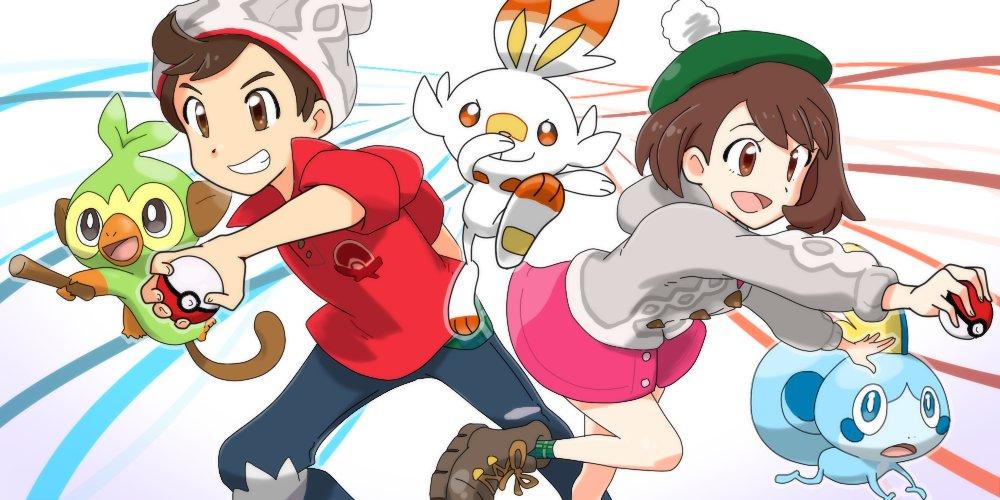@Junichi_Masuda さん #PokemonSwordShield 発売おめでとうございます!! 今日という日を心から楽しみに待っておりました✨ ポケットモンスターシリーズ大すきです! はやくプレイしたい!! #ThankYouGameFreak !! お祝いのファンアート描きました。 #ポケモン剣盾 #ポケモン剣盾カウントダウン