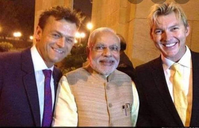 happy birthday brett Lee best wishes from india