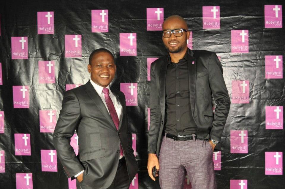 #TBT with @MrFixNigeria 2012 @HolyhillChurch first anniversary.