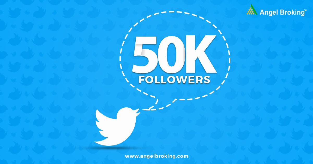 We re stoked to have crossed 50K followers. Thank you for your love and support, keep it coming 50K https t