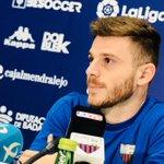 Image for the Tweet beginning: 🎙SALA PRENSA | Segunda División