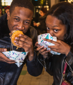 Join us for our pop-up at @NYBG Bar Car Nights where you can get some delicious food, drinks, & witness some amazing holiday entertainment!Use the link below to get 10% off your tickets!https://www.thebronxnightmarket.com/popup#bxnightmarket #holiday #nyc #bronx