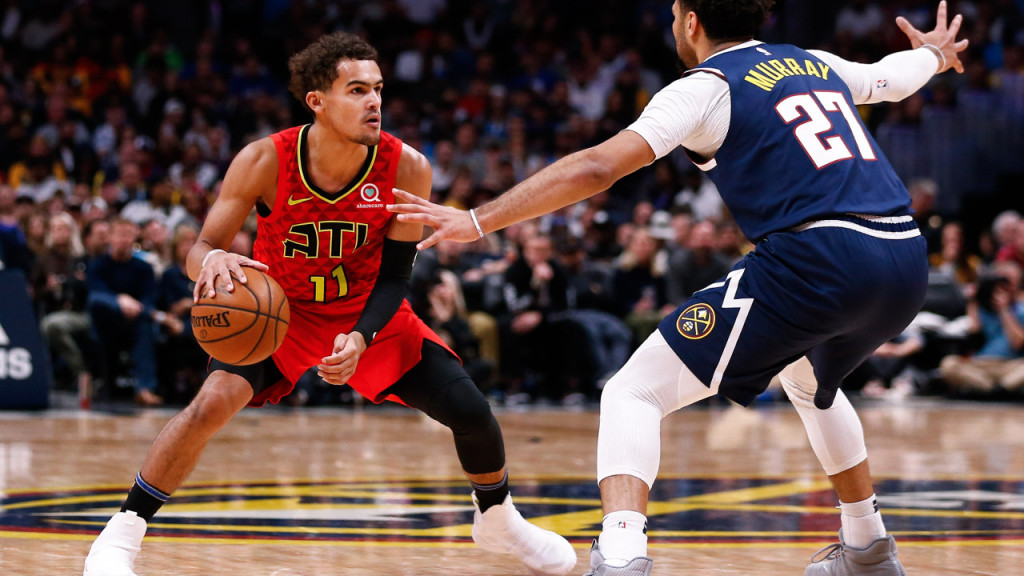 The HoopsHype Daily: Trae Young is on an insane run right now, and hes making a bit of history in the process. hoopshype.com/2019/11/13/hoo…