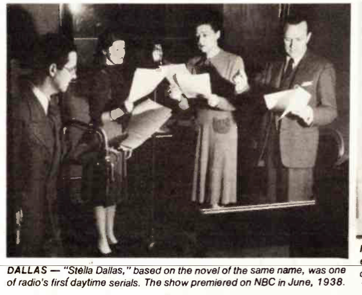 Let's take you back to 1938. #Radio. The original #Podcast