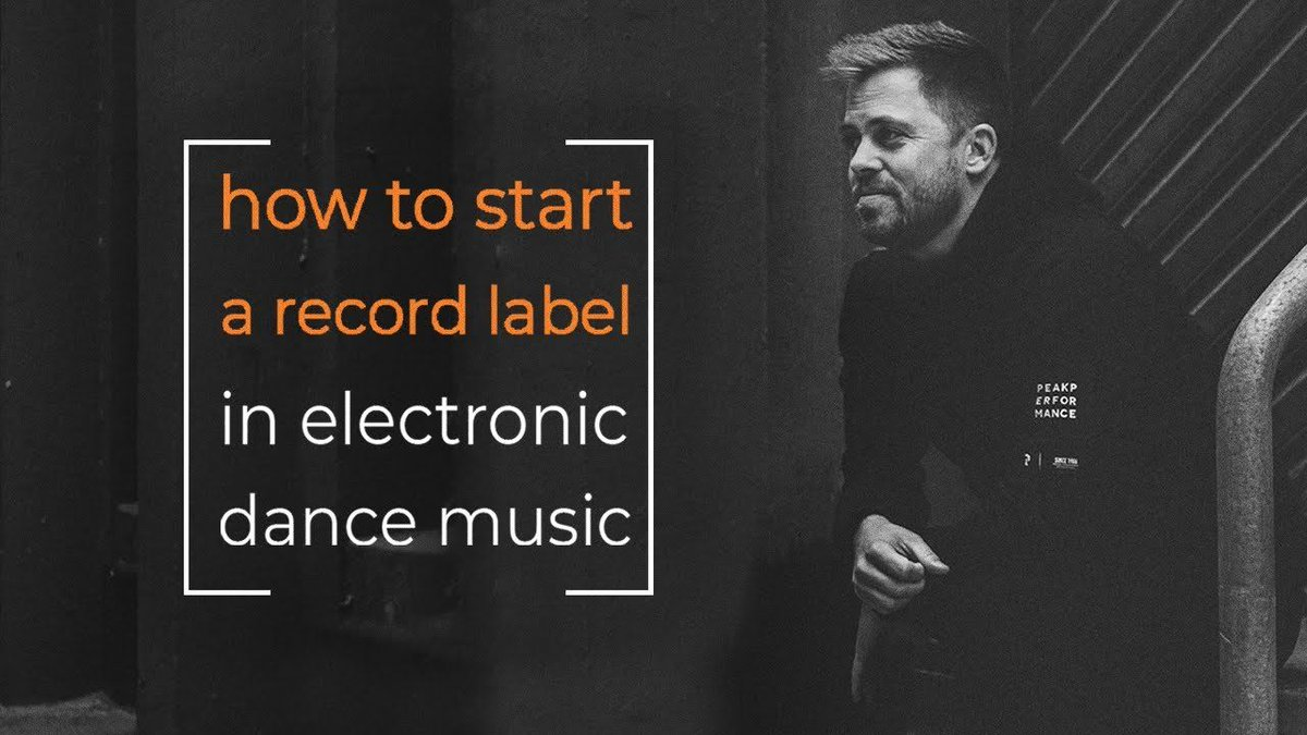 🤔HOW DO YOU GO ABOUT STARTING A RECORD LABEL 🤔 We spoke with Jens from BlindFold Records about how they went about starting their label and good tips and tricks for running it. 📺WATCH IT RIGHT HERE  ➡️https://buff.ly/2oQp2rQ#MusicBiz #Insidertips #podcast #edm