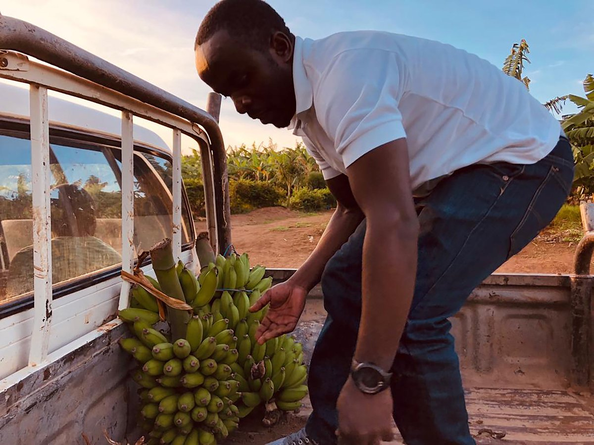#Fresh #food producers in #Rwanda are accessing a consistent market through online delivery service @ParkAndPick, which collects customer data to track the most popular products & drive sales. Find out more here: https://bit.ly/2NPbuGZ