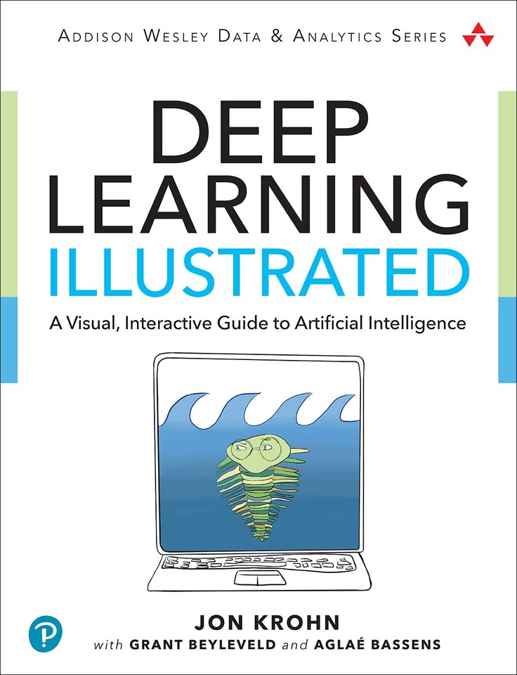 🔥 Geeks! eBook Deal of the Day!Deep Learning Illustrated for $24.99, 38% off!http://bit.ly/2LprTB8 #deeplearning #machinelearning #artificialintelligence #startup #dealoftheday #infosec #ebook #deals #books #technews #automation #smarthome