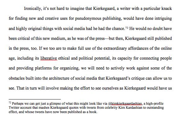 Kim Kierkegaardashian is dead (@KimKierkegaard) | Twitter
