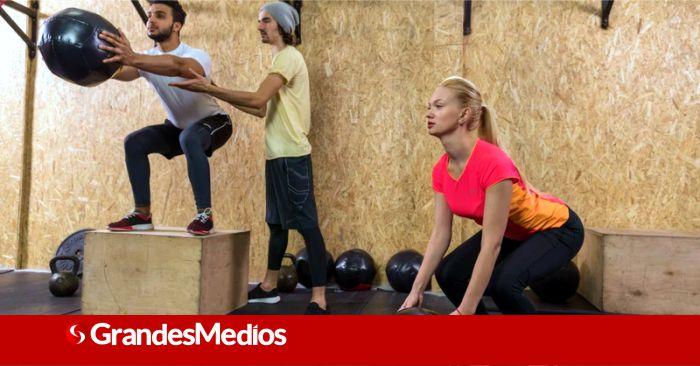 ‼️🔄‼️ El CrossFit puede beneficiar la salud, pero debe practicarse con profesionales http://dlvr.it/RJGJMn ❗️🔄❗️#SiguemeYTeSigo #Followback