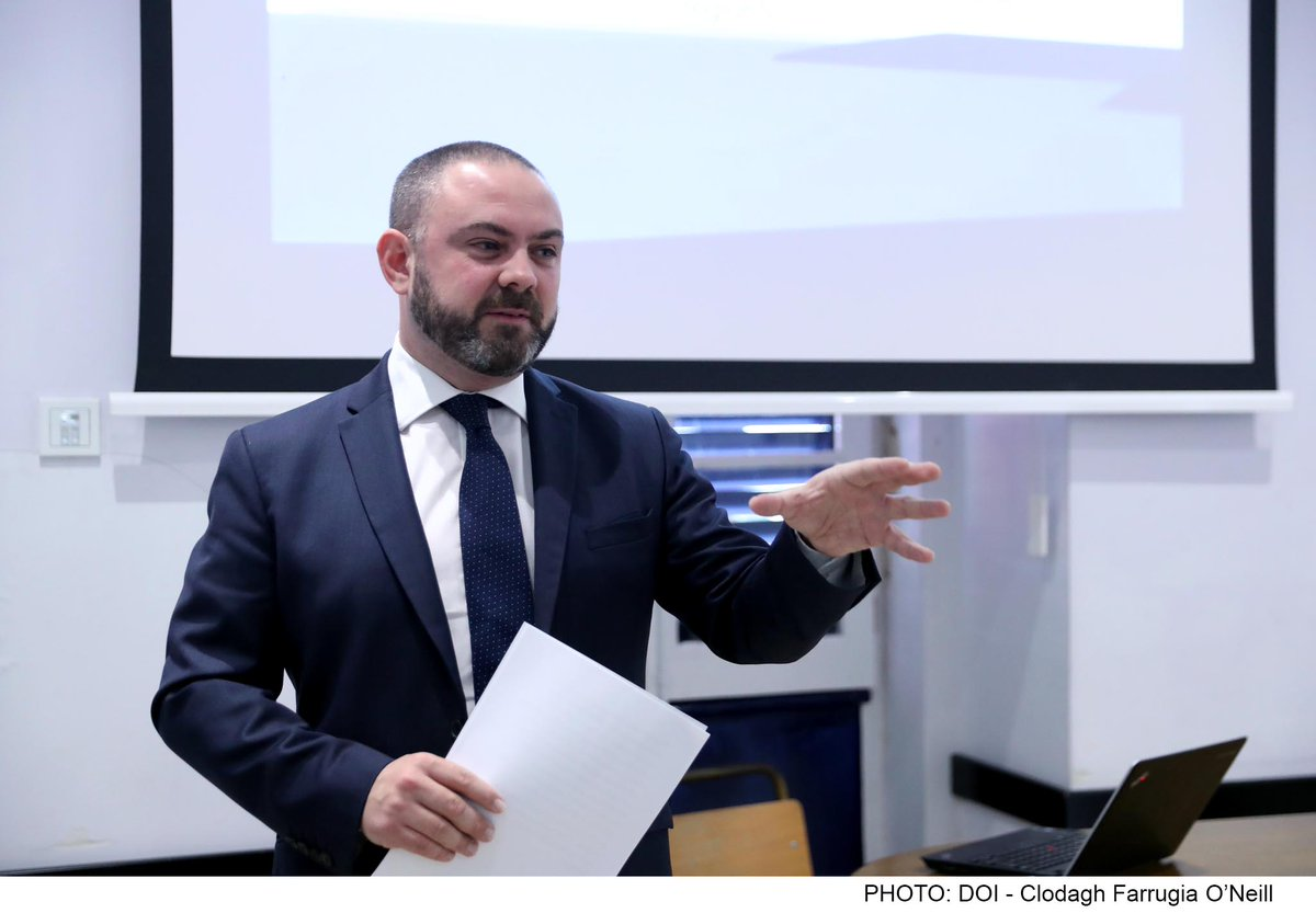 Minister @OwenBonnici was present during a workshop focusing on the PERICLES Heritage Project., which focused on Marine Cultural Heritage. Bonnici referred to numerous aspects of our Maritime Heritage, including the setting up of an Underwater Cultural Heritage Unit@heritagemalta