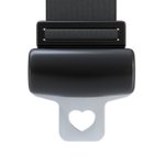 Image for the Tweet beginning: It's National Seat Belt Day!