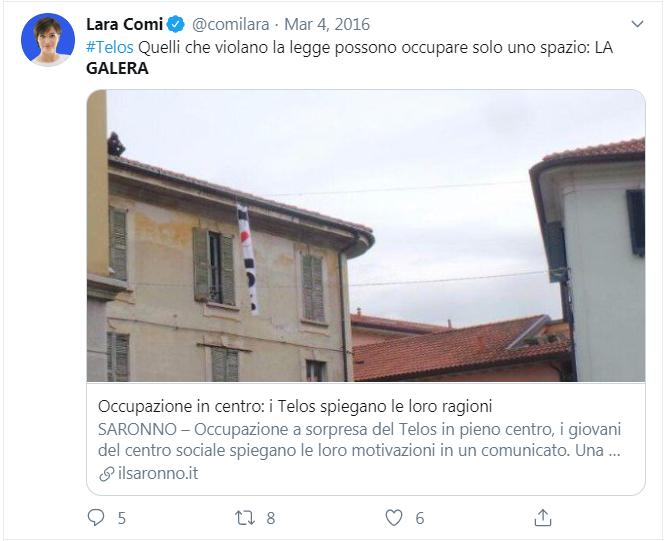 #LaraComi